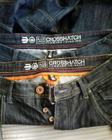 CrossHatch Mens Jeans Size 34-34