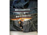CrossHatch Mens Jeans Size 34-34