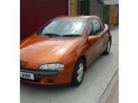 Vauxhall tigra 1.4 sell or swap px van or bigger car