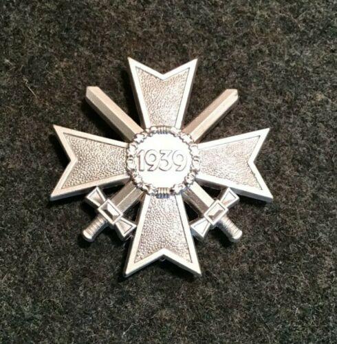 GERMAN MILITARY MEDAL - WAR MERIT CROSS FIRST CLASS 1957  PATTERN- REPLICA