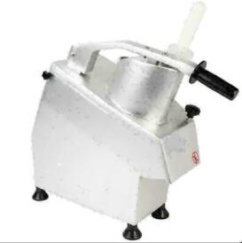 Vegetable slicer Cutter Multi Function Continuous Veg Prep Machine with 4 Discs