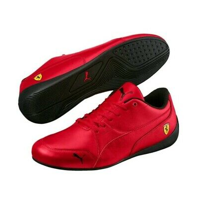 Puma Scuderia Ferrari Drift Cat 7 Men's Casual Shoes Sneakers Size UK9 EU43 US10