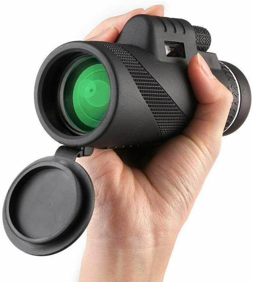 Monoculaire HD Optic Télescope zoom jumelles vision nocturn