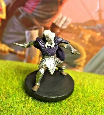 Tyranny of Dragons INVISIBLE-DROW ELF RANGER DRIZZT #46 Icons the Realm rare D/&D