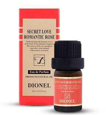 DIONEL Secret Love Romantic ROSE Feminine inner Perfume Oil Cleanser K- Beauty