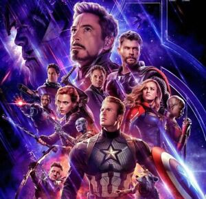 2 tix for endgame sat 27th 230pm at chinook (AVX 3D)