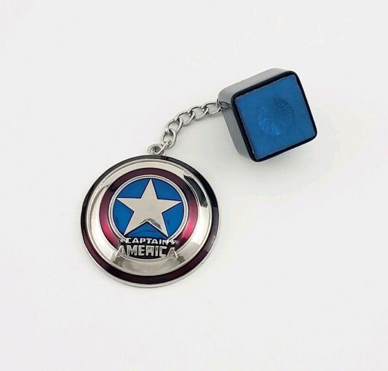 Marvel Captain America Chalk Holder Billiards Snooker Pool Pocket Chalker 8 ball
