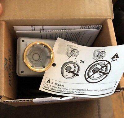 Johnson Controls Electric Ball Valve Actuator Va-7482-0312va-7482-0312