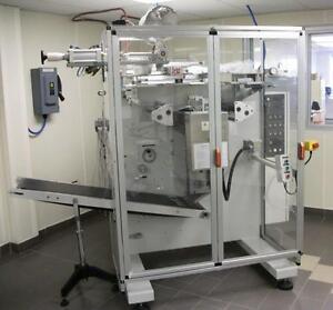 OMAG C3 (4) Remplisseuse verticale à sachet automatique usagée *AEVOS*