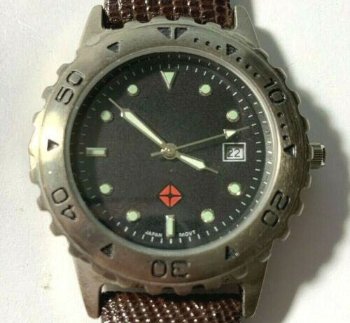 Rare ARCO Service Award Watch TESTED WORKS W2-05