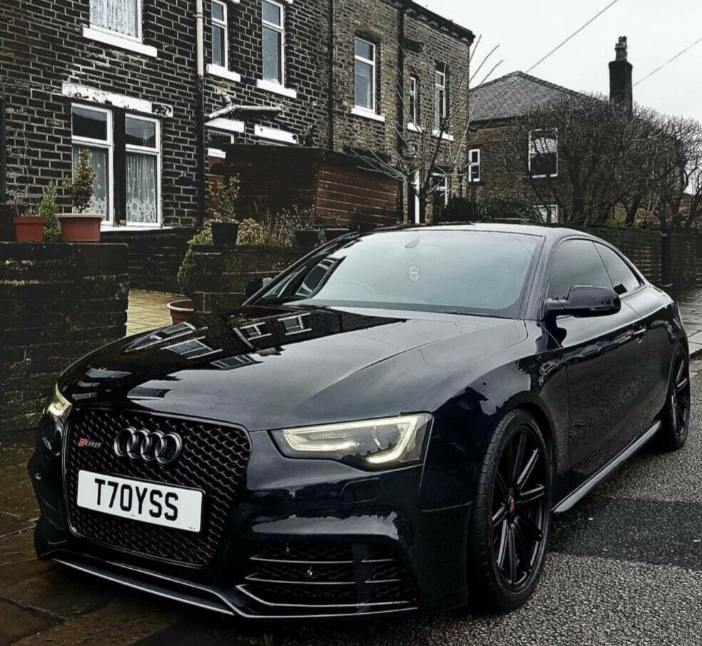 2011 REMAPPED AUDI A5 RS5 FACELIFT REPLICA, REP