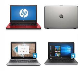 17 Pcs – Laptop Computers – HP, ACER
