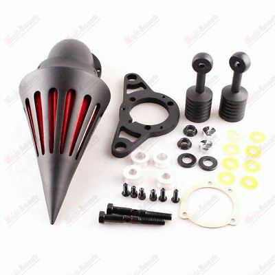 Air Cleaner Kits Intake Filter For Harley EFI Fatboy Night Train 01-07 KN