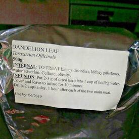 Dandelion leaf tea - 250g