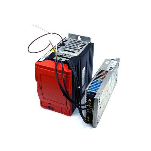 SEW Movitrac 31C014-503-4-00 Inverter + Emv EF014-503 Module