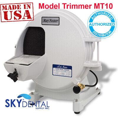Model Trimmer Mt10 Ray Foster 13 Hp Motor 115v Dental Lab Og Swinging Door Fda