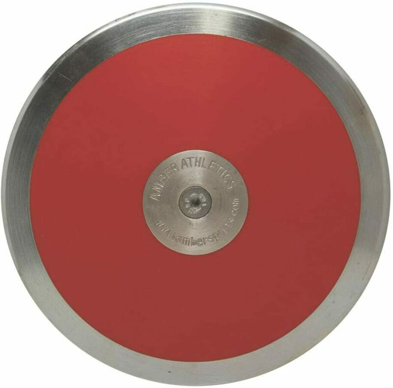 Amber Track & Field Training Target Discus Throwing 75% Rim Weight