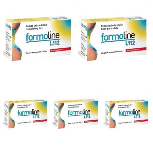 FORMOLINE L112 Tabletten 5 X 48 = 240 St TABLETTEN) Zum Abnehmen, Diät Produkt