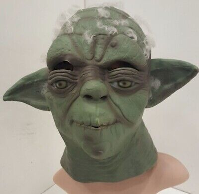 Halloween Film Rights (Star Wars Yoda Halloween Mask Lucas Films LTD. All Rights Reserved!)