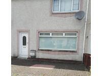 Two Bedroom Mid-Terraced house. 88, Burnside Crescent, Shotts.