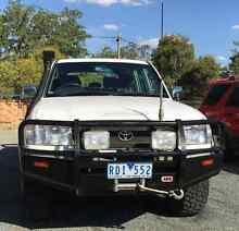 2001 Toyota LandCruiser Wagon Turvey Park Wagga Wagga City Preview