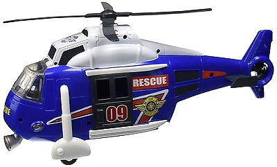 Dickie Toys Action Series Helicopter Helikopter Fahrzeuge mit Funktion Spielmode