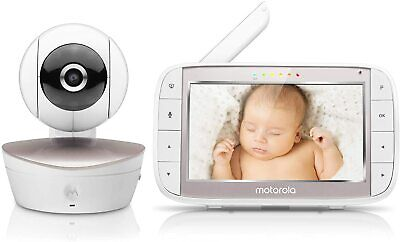 "Motorola 5"" Video Baby Monitor"