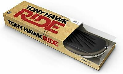 Tony Hawk: Ride Bundle with Wireless Skateboard and Wii Game (damaged box)