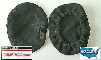CLOTH EAR SEAL COVERS RACING RADIOS PRO 50 DAVID CLARK