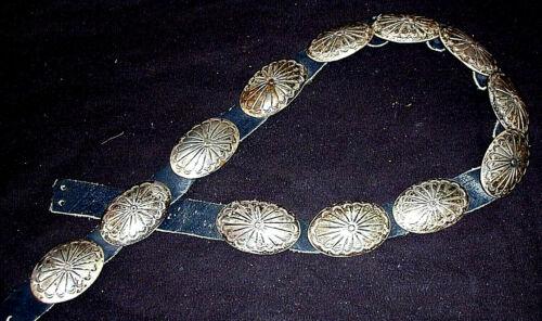 20% OFF Navajo Silver Jewelry OVAL CONCHO HATBAND