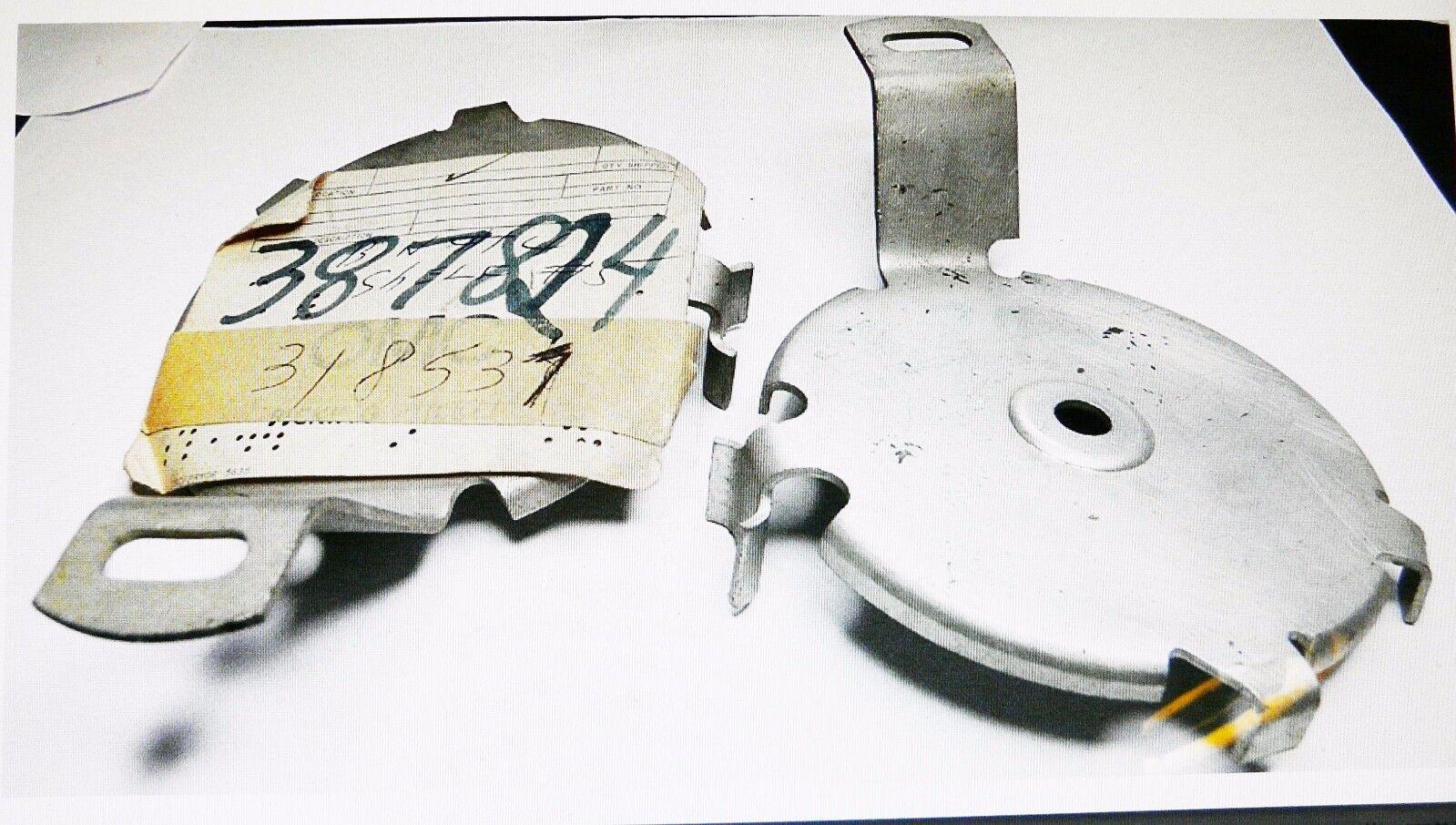 NEW OEM OMC Johnson & Evinrude Plate 387824 NOS  k