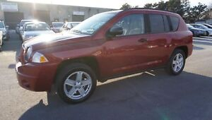 2007 Jeep Compass Sport Automatic Certified 2Yr Warranty Cruise