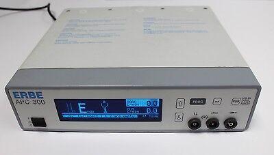Erbe Apc 300 Argon Plasma System Warranty