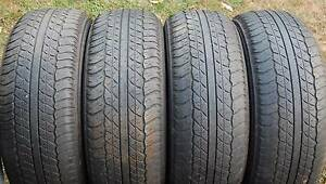 4X4 4WD (4) Dunlop AT20 265/65/17 Wheels only – Childers Childers Bundaberg Surrounds Preview