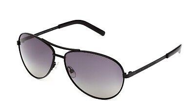Marc By Marc Jacobs MMJ343 Unisex Polarized Black Sunglasses 1451
