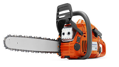 Husqvarna 450 20 in. 50.2cc 2-Cycle Gas Chainsaw, Certified Refurbished 2 Cycle Gas Chainsaw
