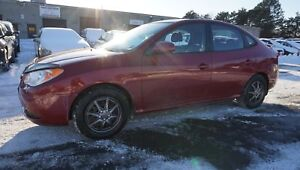 2010 Hyundai Elantra 2.0L SEDAN AUTO CERTIFIED 2YR WARRANTY AUX