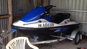 Jet ski Kawasaki stx 15 f 2009 model. Scone Upper Hunter Preview