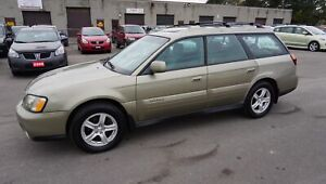 2004 Subaru Outback Limited AWD Panoramic Sunroof Certified 2Yr