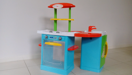 Just Like Home Toy Set : Kitchen toy in blacktown area nsw toys indoor gumtree
