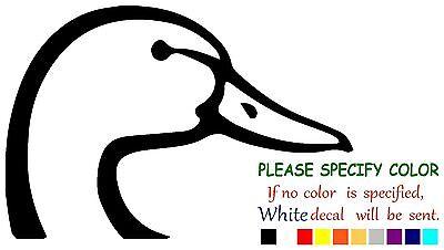 Ducks Hunt Funny Vinyl Decal Sticker Car Window Laptop Tablet Truck Netbook 12