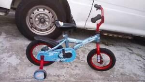 Thomas kid bike