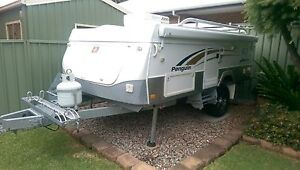 JAYCO PENG01A Outback  Campervan Albion Park Rail Shellharbour Area Preview