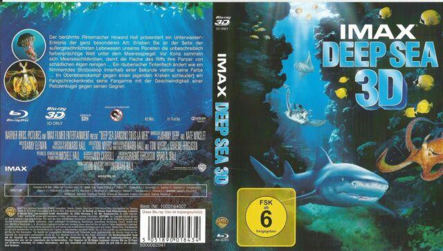 IMAX: Deep Sea  / 3-D Blu-Ray