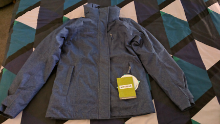 Women's Guildford 3 in 1 Down Jacket XS will fit a 8/10