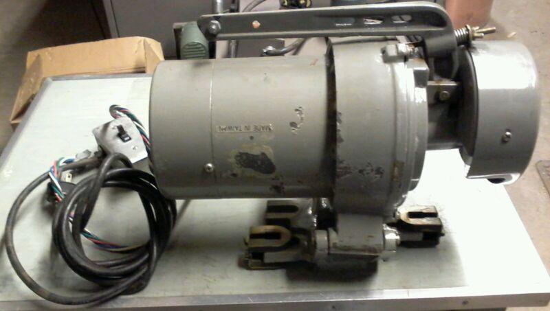 M85 SEWING MACHINE CLUTCH MOTOR 6V 15-20W INDUSTRIAL
