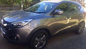 Hyundai ix35 2014 se automatic 59000km Woolloongabba Brisbane South West Preview