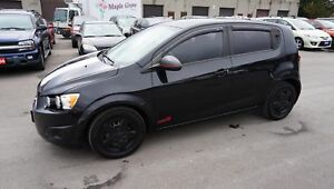 2013 Chevrolet Sonic LS 5Spd Manual *One Owner* Bluetooth AUX Ce
