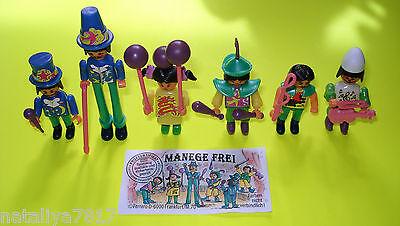 KOMPLETTSATZ STECKFIGUREN ### MANEGE FREI 1993 ### MIT 1 BPZ=TOP!!!