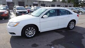 2014 Chrysler 200 Touring Aux Certified 2Yr Warranty Alloys Crui